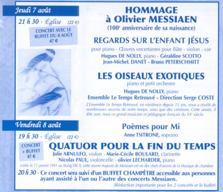 Marie-Cécile BOULARD | Concerts en soliste image 6