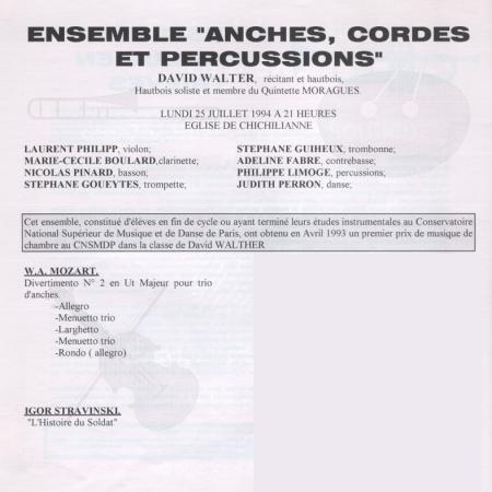 Marie-Cécile BOULARD | Concerts en soliste image 8